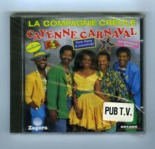CD (NEW) LA COMPAGNIE CREOLE CAYENNE CARNAVAL
