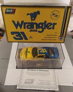 Revell 1/24 1997 #31 Wrangler Jeans Monte Carlo Dale Earnhardt Jr