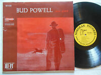 BUD POWELL: JAZZ GIANT- Original Mono Pressing on Norgran from 1956:  Superb NM