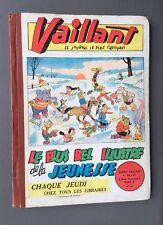 Reliure éditeur Vaillant n°11. 1950