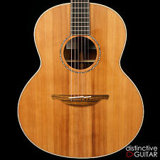 NEW LOWDEN F-35 ACOUSTIC GUITAR CO/RED COCOBOLO BACK & SIDES REDWOOD SOUNDBOARD
