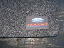 FORD RACING TRACK MAT-Muscle Car-Mustang-Hot Rod-NASCAR-Racers-Show Cars-Trucks!
