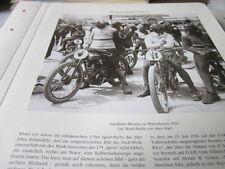 Motorrad Archiv Motorradrennen 3036 Sandbahnrennen Wien Krieau 1926 Puch