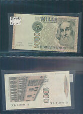 "1.000 lire 1985  ""M. Polo"" Serie speciale XB-A"