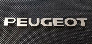 PEUGEOT BADGE NEW REPRODUCTION SUIT 306  / 106 / 605 / 805