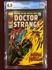DOCTOR STRANGE 174 CGC 6.0 1968