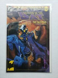 Lot Of 5 Shadow of the Bat #19-23 (DC,1993)  Batman, Knightquest