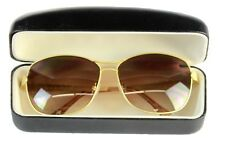 Cole Haan C6051 Metal Frame Brown Lens Sunglasses in Hard Case 61x16x135
