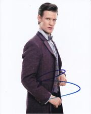 Matt Smith Signed Autographed 8x10 Doctor Who Photograph
