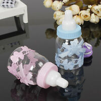 Cute Baby Shower Gift Baptism Christening Brithday Party Favors Candy Box Bottle