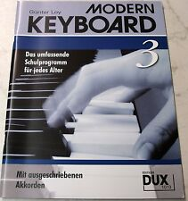 """Keyboard-école tome 3 """"DUX 1013"""" T O P"""