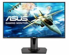"ASUS VG278Q 27"" Full HD TN LED FreeSync Gaming Monitor - Black"