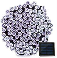 200 LED Solar Garden Fairy Light – Waterproof Outdoor White String Light Outside