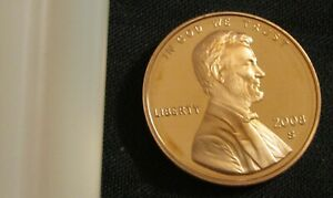 2008-S San Francisco Mint Lincoln Memorial Cent Proof