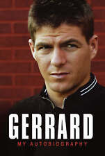 Gerrard: My Autobiography, Gerrard, Steven, 059305475X, Very Good Book