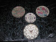 """Andrea by Sadek (4) Plates, three-10"""" plates and one -8"""" plate"""