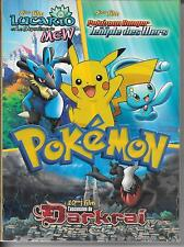 COFFRET DIGIPACK 3 DVD ZONE 2--POKEMON--LUCARIO ET LE MYSTERE / POKEMON RANGER..