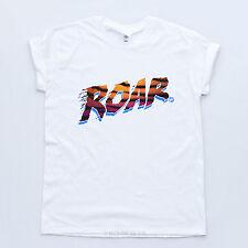 Katy Perry Roar Leopard Print Music Tee Swag Prism Fresh T-shirt