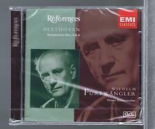 FURTWANGLER CD NEW BEETHOVEN SYMPHONIES 2 & 4