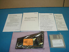 IBM New, Unused Turbo 16/4 Token Ring ISA (Manual/Software Included)