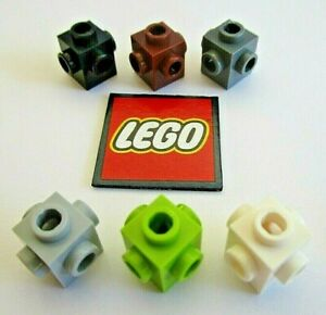 LEGO BRICKS 1x1 with Studs on Four Sides (Packs of 8) Choose Colour Design 4733