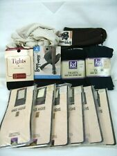 Lot of Panty Hose, Tights, and Socks - Free Shipping!