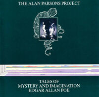 CD The Alan Parsons Project Tales Of Mystery And Imagination germany