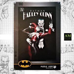 SD Toys Puzzle - Dc Comics - Joker & Harley Quinn - 1000 Pieces New/Boxed Batman