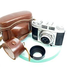 Vintage Balda Baldina Film Camera With Original Case NEAR MINT CONDITION, TESTED