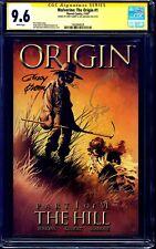 Wolverine: The Origin #1 CGC SS 9.6 signed x2 Joe Quesada & Andy Kubert NM+