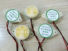 5pcs 95DB Alarm Arduino DC3-24V Electronic Buzzer SFM-27 Intermittent Beep s439