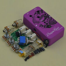 DIY Guitar Distortion effect pedal kits with1590B aluminum boxs and DS-1 PCB