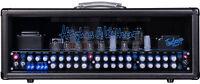 Hughes & Kettner TriAmp Mark 3  Tube Head w/ FSM-432 MIDI Footswitch & Cover