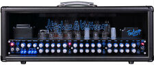 Hughes & Kettner TriAmp Mark 3  Tube Head w/ FSM-432 MIDI Footswitch & Cover