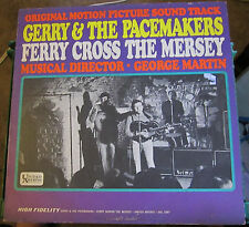 """Gerry & The Pacemakers """"Ferry Cross The Mersey"""" VG++ to NM-"""