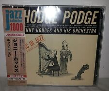 CD JOHNNY HODGES - HODGE PODGE - JAPAN SICP 4059