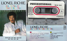 Lionel Richie Dancing on the Ceiling Audio Music Cassette Tape Thai Import