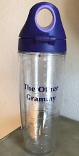 Tervis Water Bottle With Purple Lid 24 oz The Other Grammy