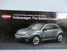 Kyosho 1/18 - Volkswagen VW The Beetle Coupé (Platinum Grey)