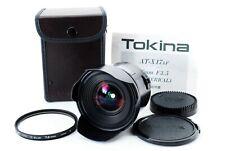 Tokina At-X Af 17mm F/3.5 pour Canon Ef [Excellent De Japon