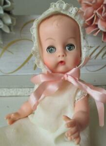 ~ Vintage Vogue Ginnette Type Baby Doll 1950's ~ 8""