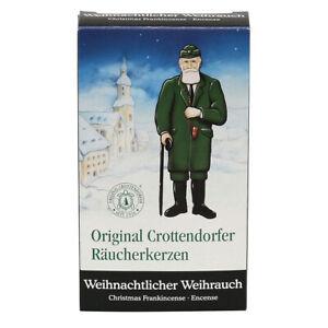 """Crottendorfer-Räucherkerzen """" Incense """" 2 3/8x0 13/16x4 5/16in"""