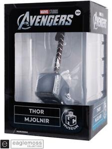 Eaglemoss Marvel Thor Mjolnir Replica Brand New and In Stock