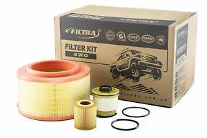 Filter Service Kit for FORD Ranger PX Diesel MAZDA BT50 UP0Y UR 2.2L 3.2L