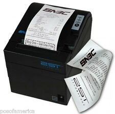 ALDELO SAM4s BTP-R990 TWO-SIDED Thermal POS Printer Black USB Autocutter NEW