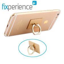 Universal 360° Handy Halterung Handyständer Ring Fingerring GOLD Apple Samsung..