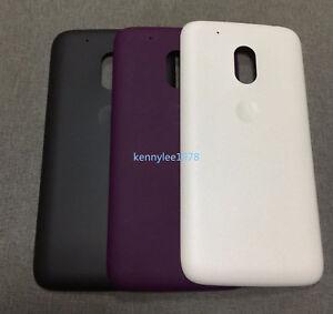 Battery Back Door Cover For Motorola Moto G4 Play XT1602 XT1604 XT1607 XT1609