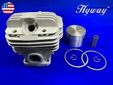 Hyway Chainsaw Cylinder for Stihl 044 / MS440 50mm Nikasil Coating  pin 12mm