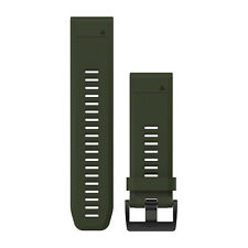 Garmin fenix 5X QuickFit Bands (26mm) Moss Green Silicone