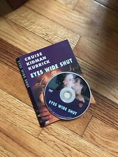 New listing Eyes Wide Shut (Dvd, 2001, Stanley Kubrick Collection)